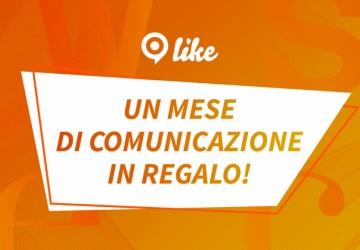 Ti regaliamo un mese di gestione della comunicazione!